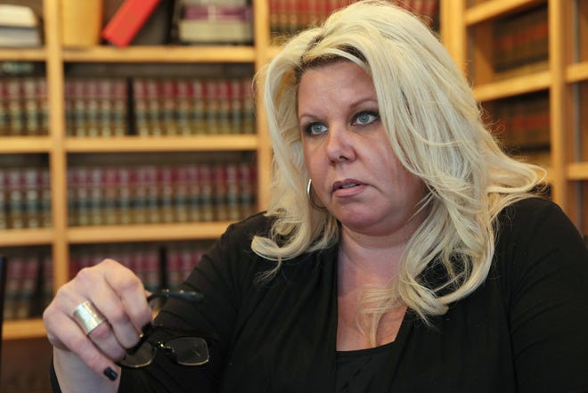 Anne Schulze nearly died from her one encounter with heroin, but she was saved after her son called 911. Now she's fighting felony charged of possession filed more than a year later.