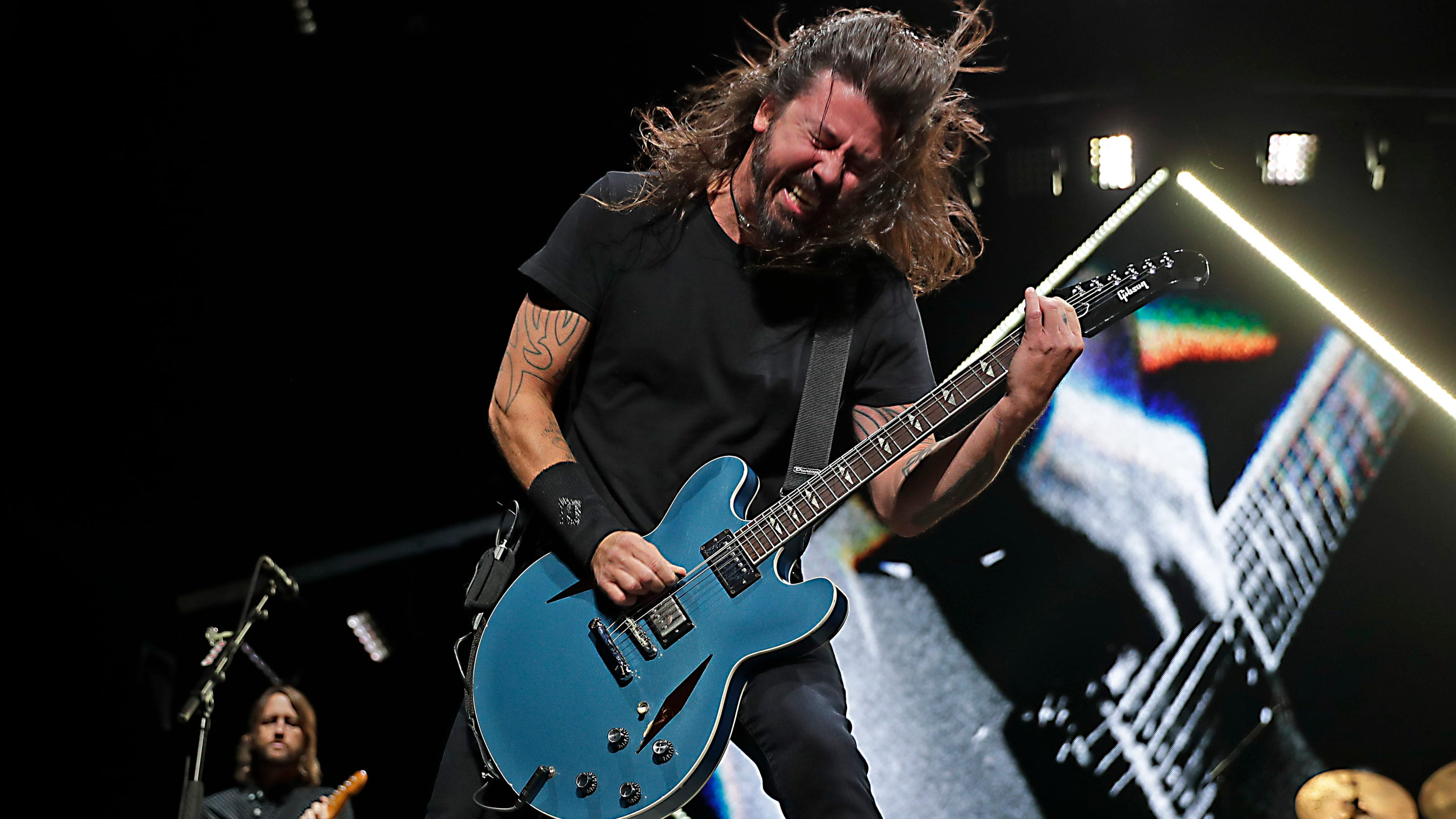 Foo Fighters hint return to small venues from first tour. Will that include Madison's Barrymore Theatre?