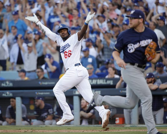 18 Brewers Tighter Puig