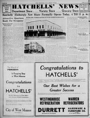 The Monroe News-Star, April 14, 1937.