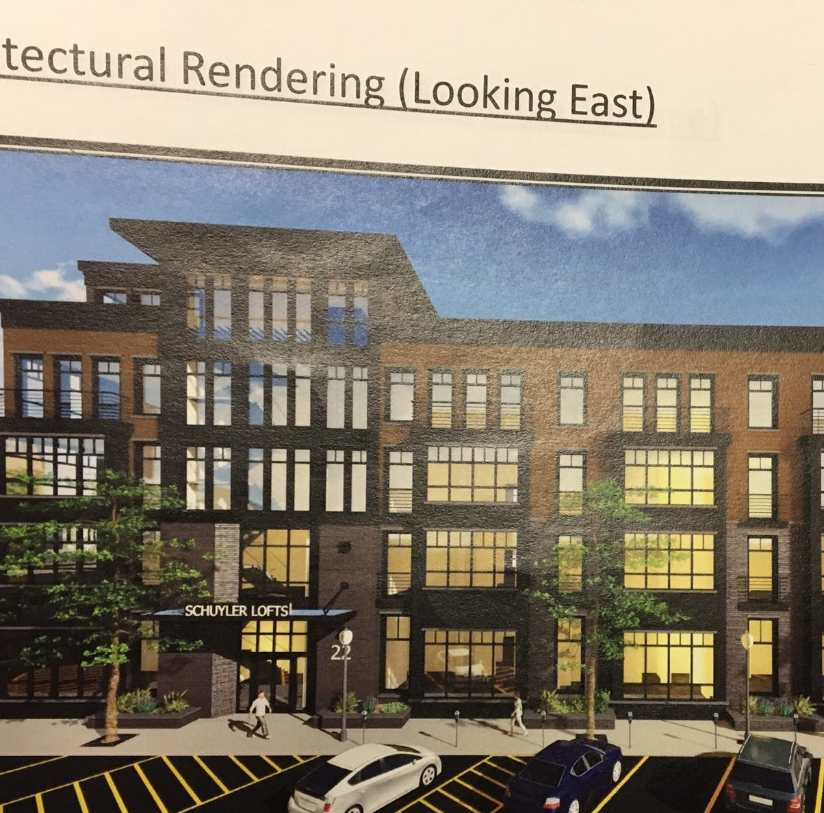 Loft-style apartments proposed for outdated Morristown buildings