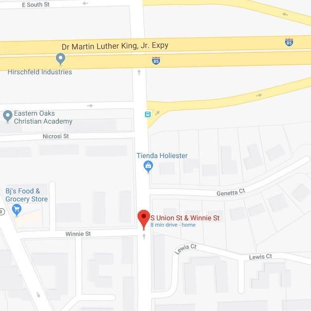 Police identify man fatally shot near Paterson Court