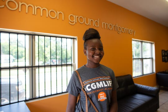 Common Ground Montgomery offers after school programs for youths in the Washington Park community.