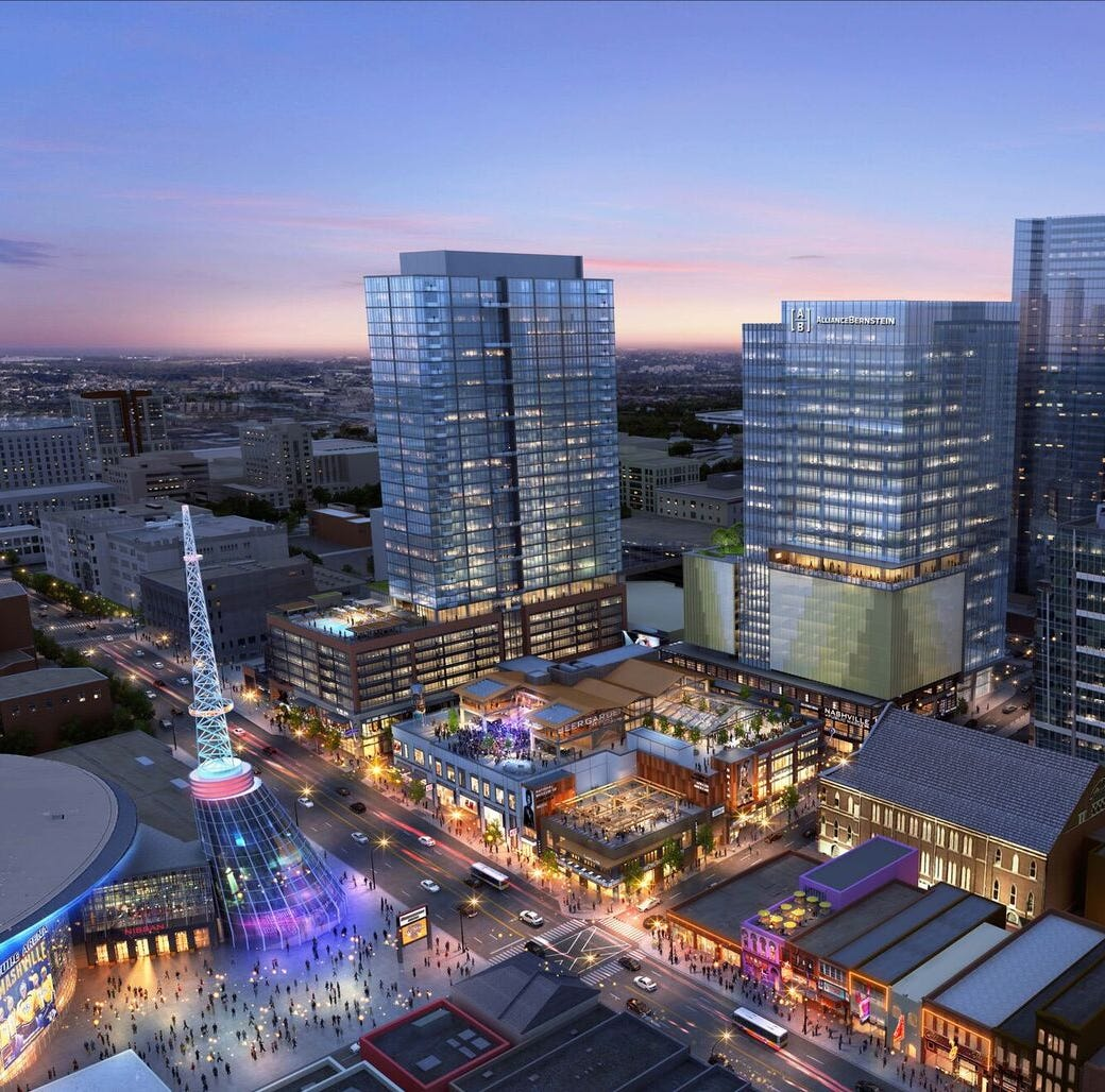 Nashville council defers approval for $3.6M incentive to AllianceBernstein