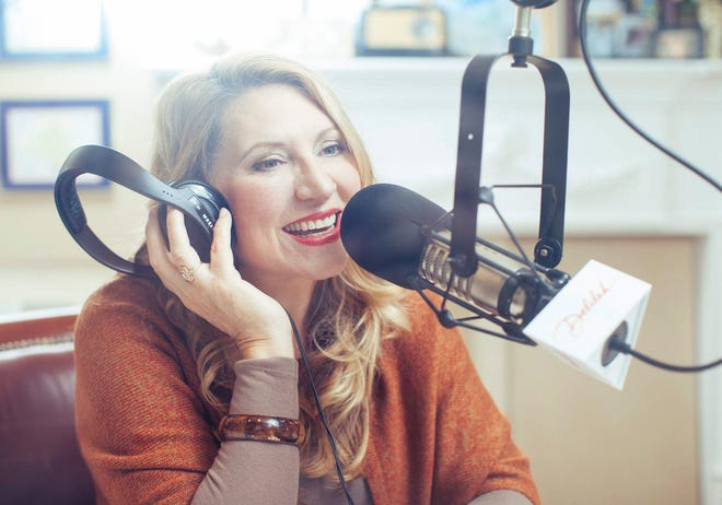 Publicity photo of nationally syndicated radio personality Delilah