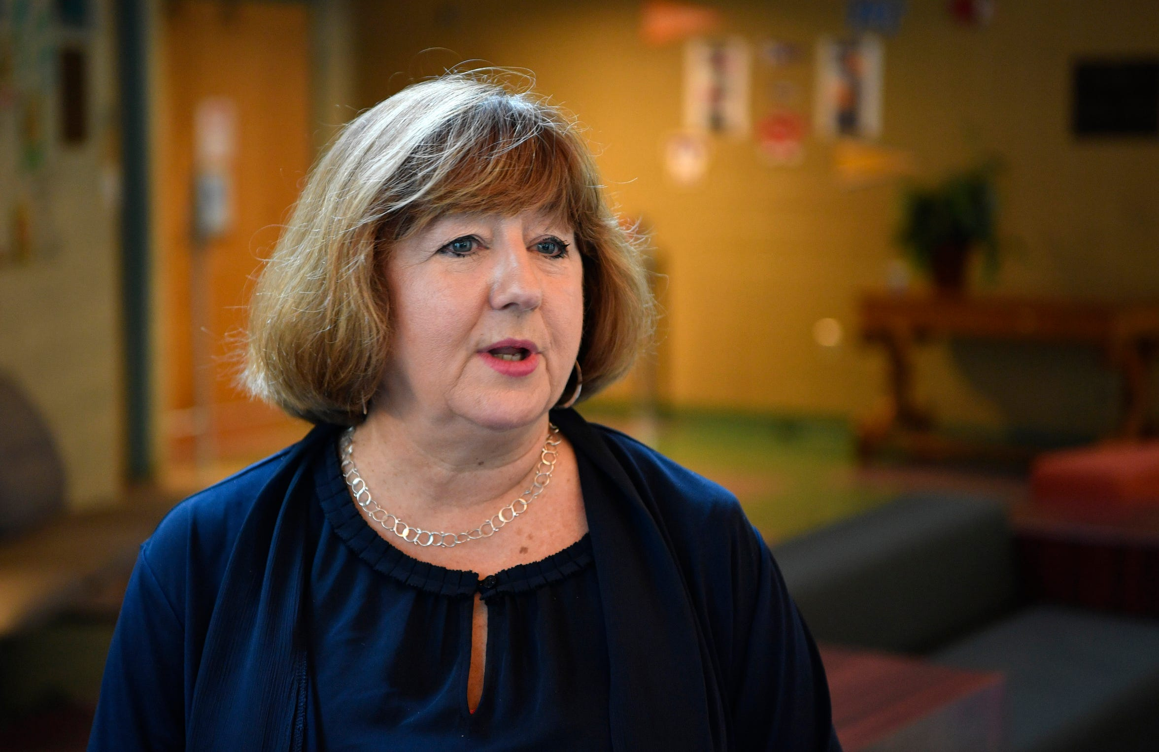Martha O'Bryan Center CEO Marsha Edwards said the nonprofit has not strayed from its mission to serve and uplift communities struggling with generational poverty.