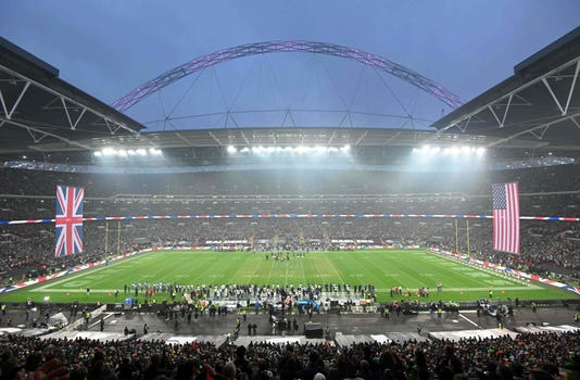 Nfl International Series Seattle Seahawks At Oakland Raiders