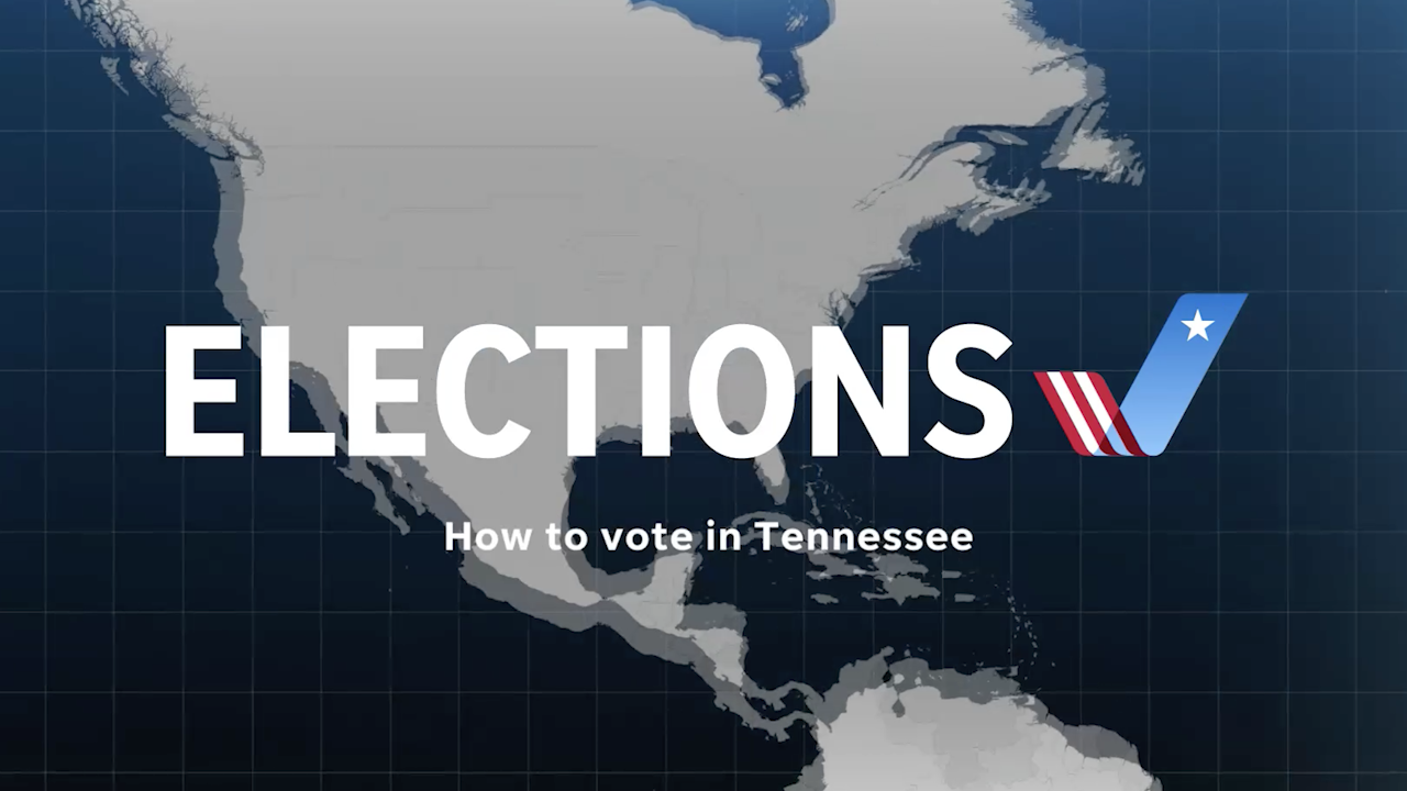 How to vote in Tennessee for the general election