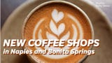 At least 4 new coffee shops recently opened in the area.
