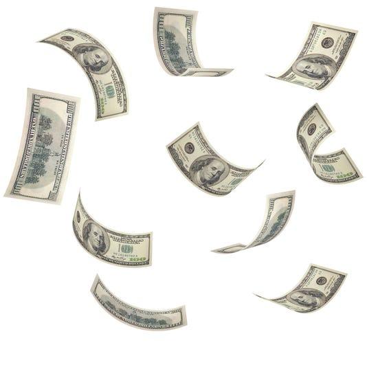 #stock Money Stock Photo