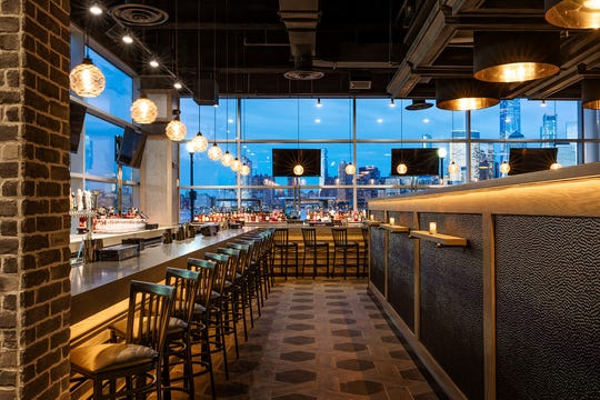 Hudson & Co. is a new restaurant right along the Jersey City waterfront.