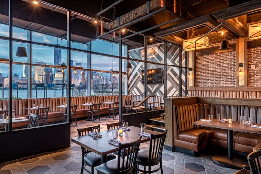 Hudson Co Restaurant And Bar Opens On Jersey City Waterfront
