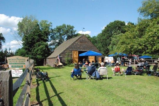 Wortendyke Barn Museum in Park Ridge.