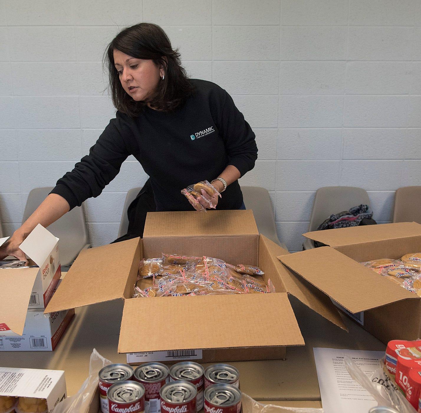 Volunteers get emergency meals rolling for Meals on Wheels program