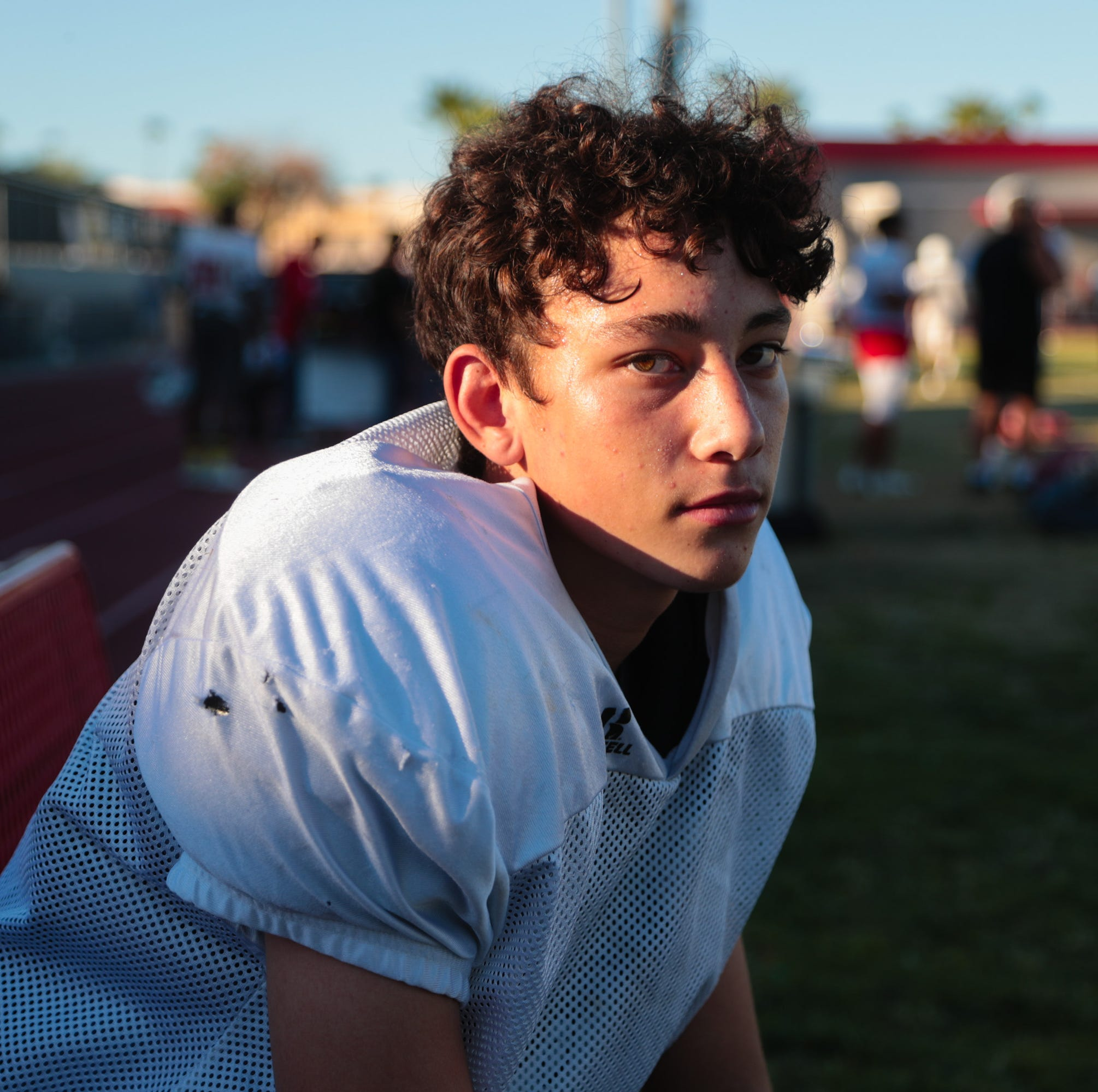Freshman quarterback leads Palm Springs High School, just like his dad did 20 years ago
