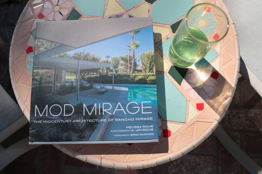 Mod Mirage is a book about mid-century homes and neighborhoods in Rancho Mirage.