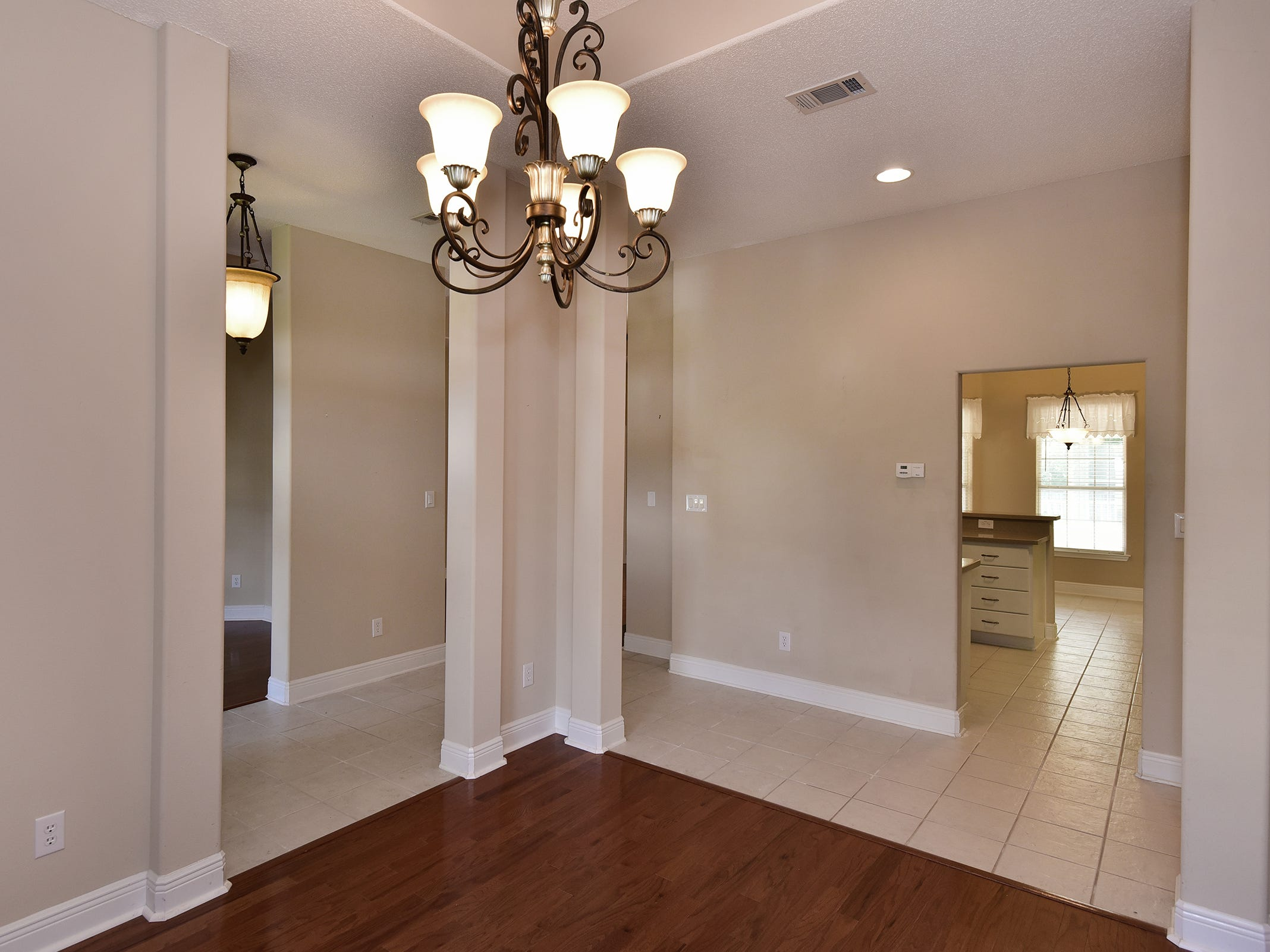 2363 Queens Ferry LaneThe formal dining space.