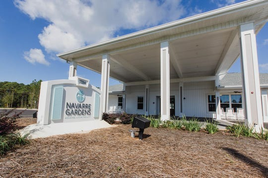 Navarre Gardens, an assisted living facility that opened on U.S. 98 in 2017, is planning a second location on State Route 87 in 2019.