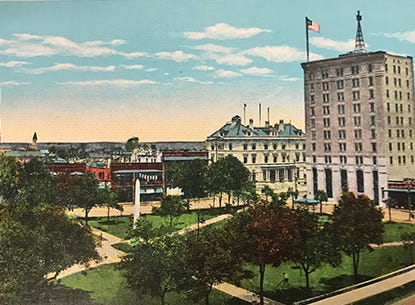 #tbt gallery: Pensacola postcards from 1905-1970