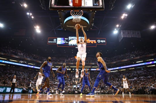 Dallas Mavericks Vs Phoenix Suns 2018