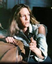 """Jamie Lee Curtis stars in """"Halloween"""" (1978)."""
