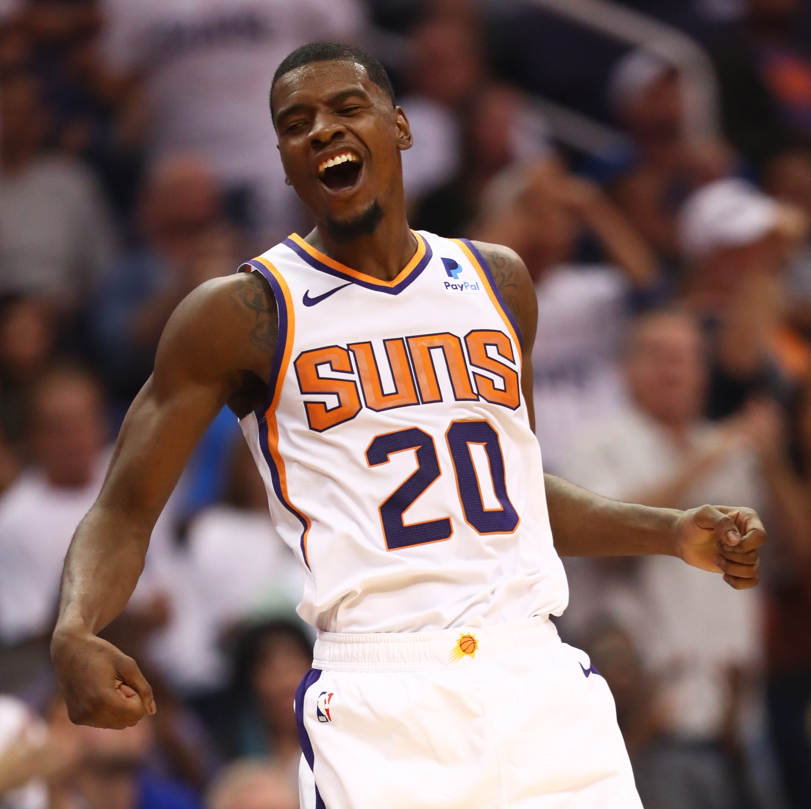 Suns' Josh Jackson says he threw a bottle during 'Malice at the Palace' brawl in 2004