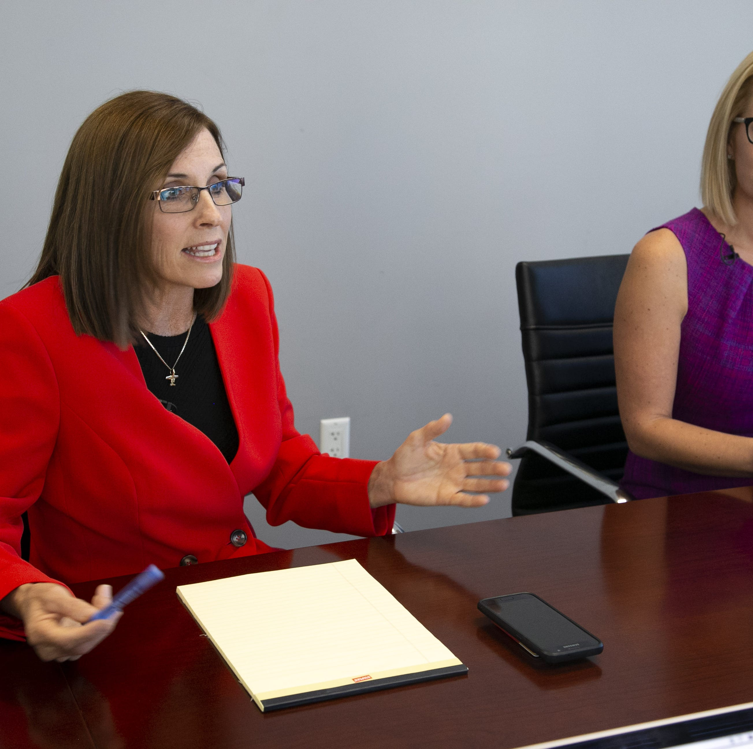 Martha McSally's R-rated health-care rant haunts her