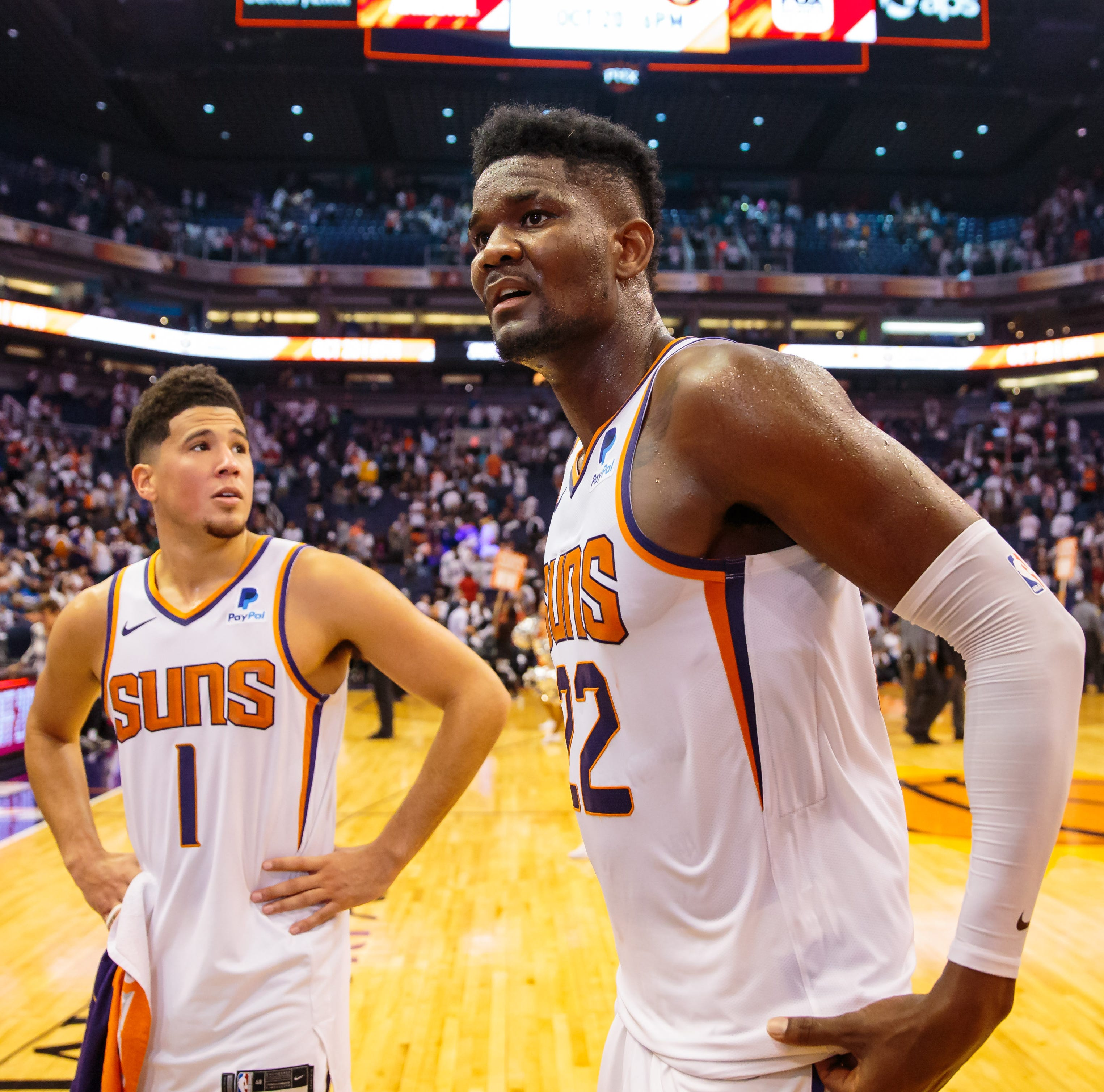 Phoenix Suns' 21-point win over Dallas Mavericks inspires 21 questions