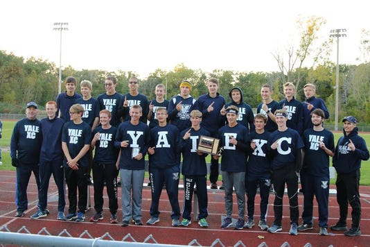 Yale Cross Country
