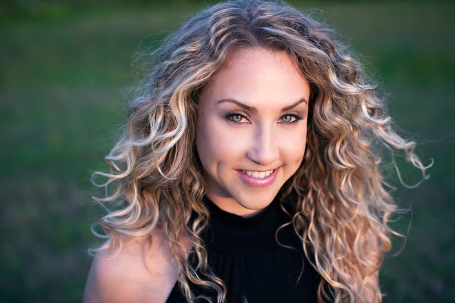 Anna Bateman will perform with the Bluewater Big Band