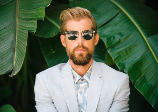 Andrew McMahon of Andrew McMahon in the Wilderness.