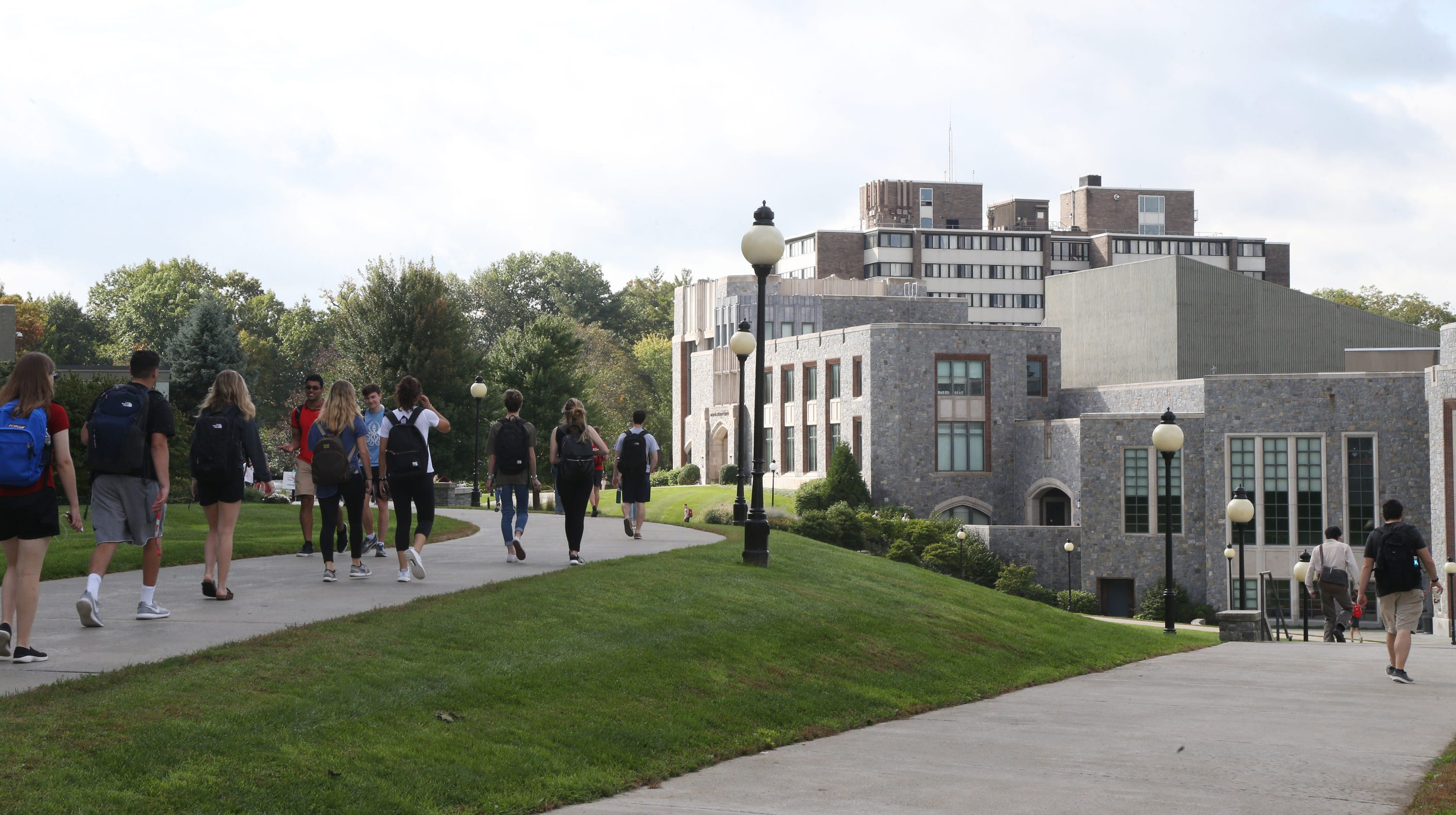 Endowments growing at most local colleges