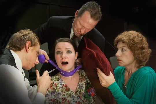 "The Belmont Theatre presents ""Veronica's Room,"" Oct. 19-28."