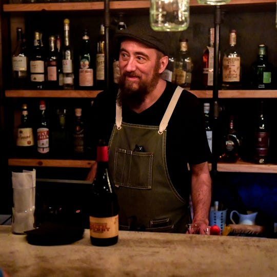 James Gibble, Tutoni's bar manager and lead bartender was diagnosed with Stage 1 lung cancer in Oct. 2018. On Monday, Sept. 30 he passed away after a near year long battle.