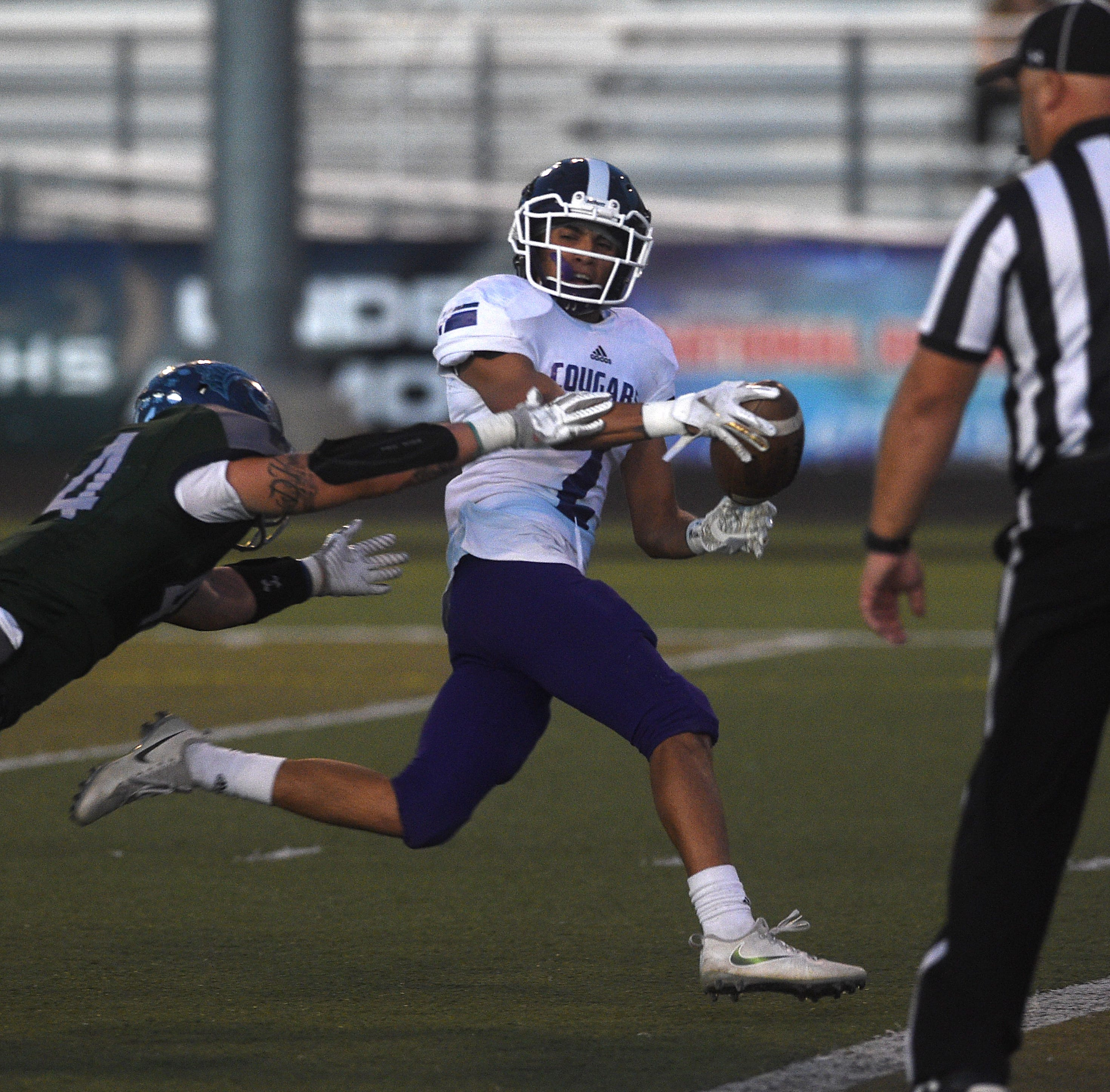 Spanish Springs receivers having breakout season