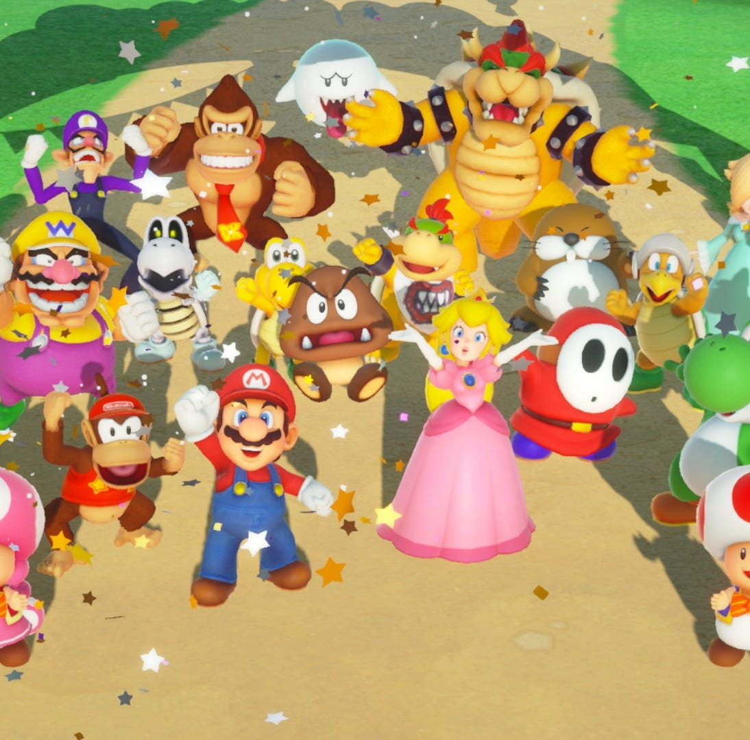I hate y'all: Super Mario Party review | Technobubble