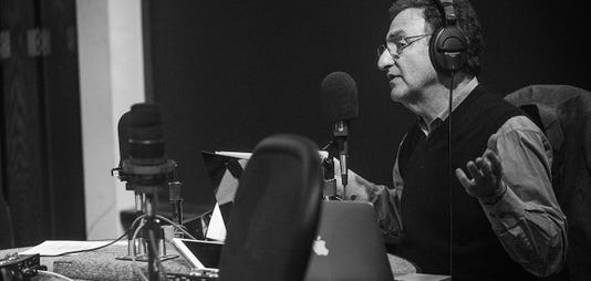 Ira Flatow At Wvxu Studio 2018