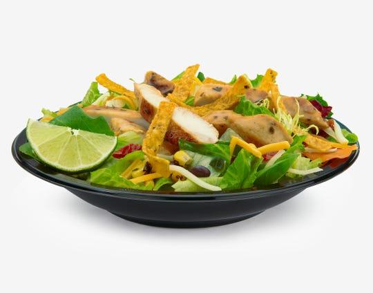 McDonald's Southwest Grilled Chicken Salad