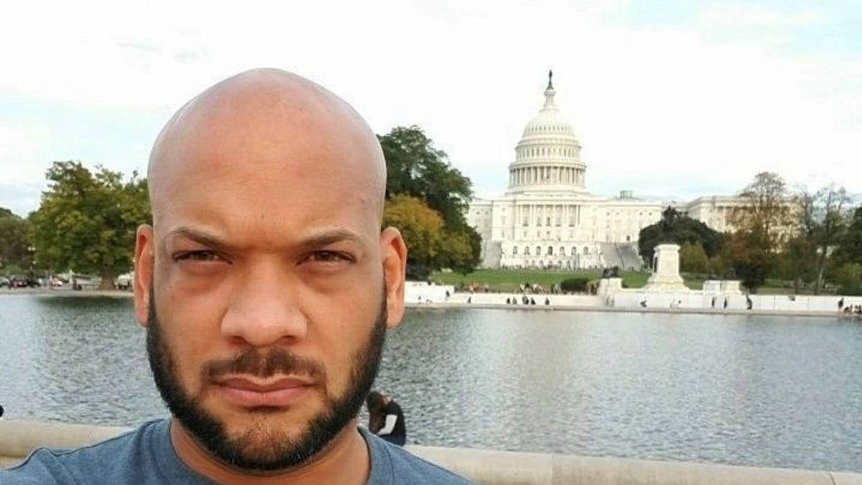 Conservative Christian activist David Harris Jr. visited Washington, D.C. in early October for a film premier. When he returns to Washington for the Young Black Leadership Summit in late October, he'll attend a reception at the White House hosted be President Trump.