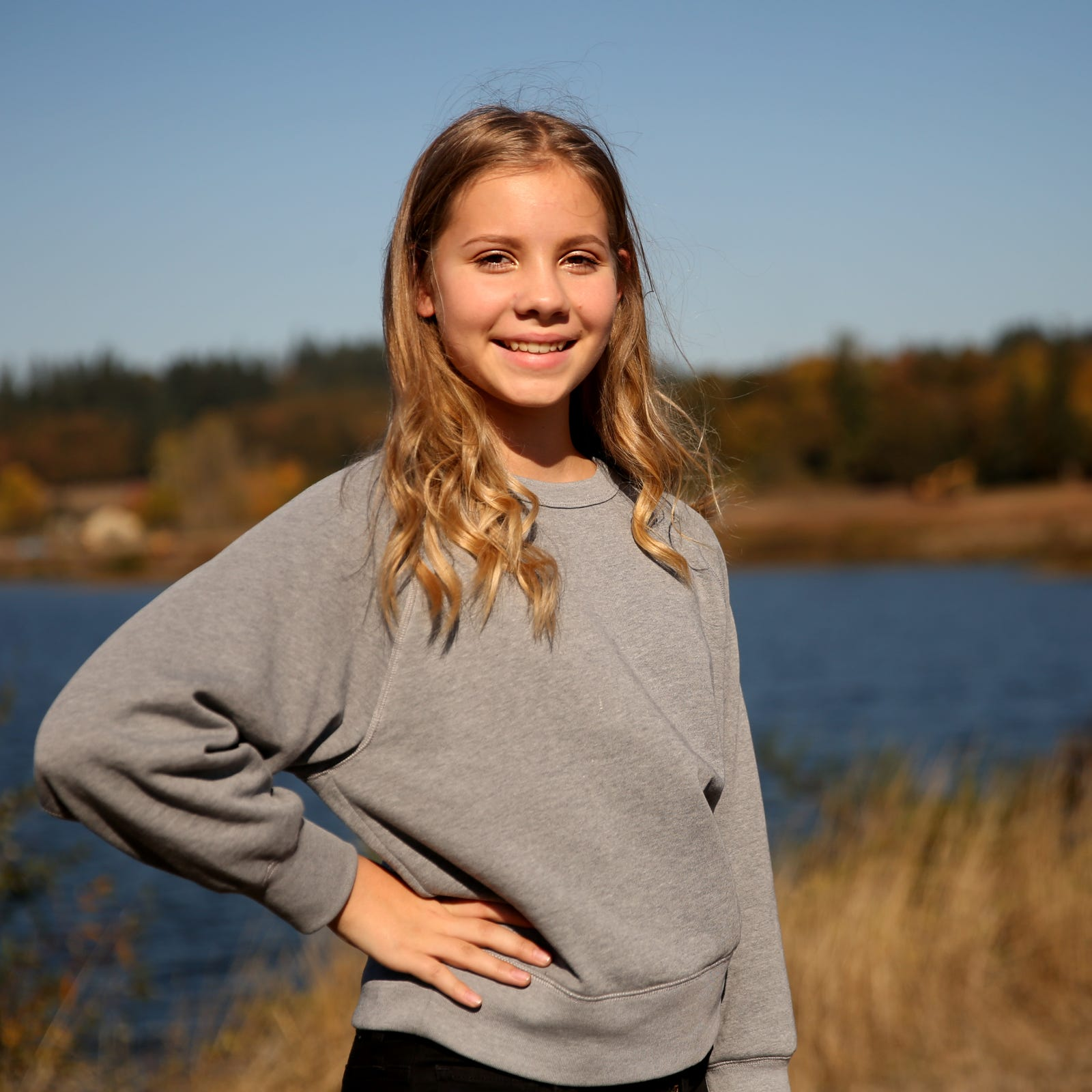 Presentation by a 14-year-old girl helps small town land big grant for new park