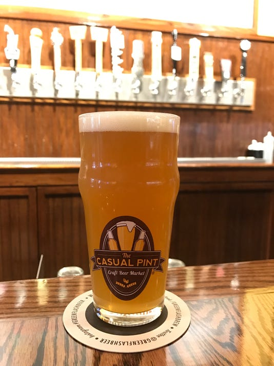 Casual Pint beer