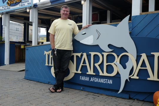 "Starboard owner Steve ""Monty"" Montgomery says more Dewey Beach restaurants are staying open year-round."