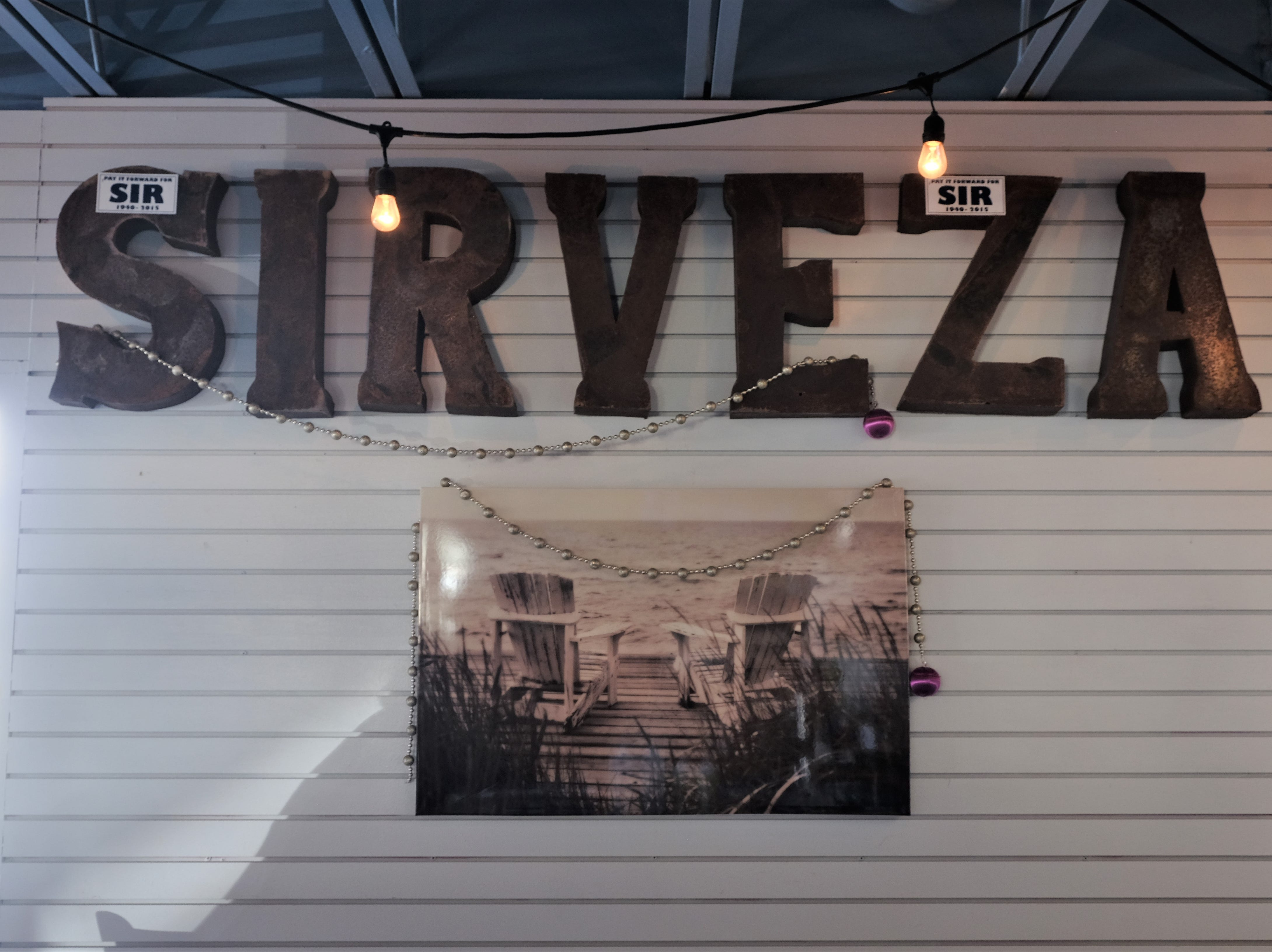Sirveza opened its doors in late July and plans to bust out fresh Mexican food year-round in Dewey Beach.