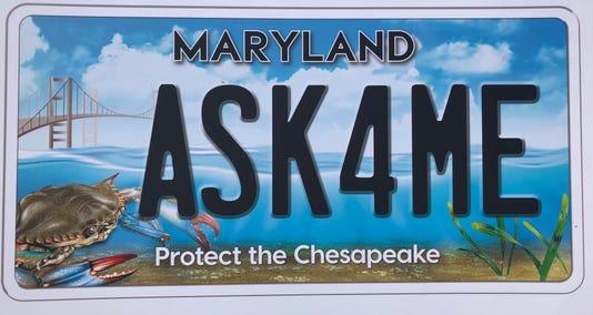 Chesapeake Bay Plate