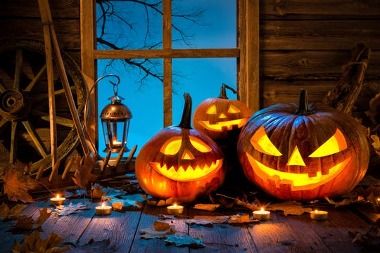 Decorating for Halloween can be fun for the whole family and affordable.