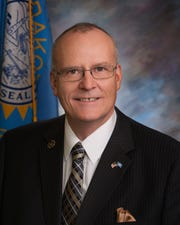 Ernie Otten is running for a seat in the South Dakota Senate representing district 6.