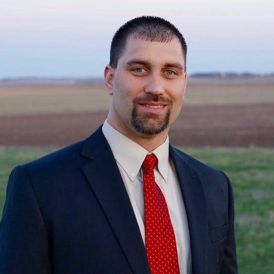 Tom Pischke is running for a state legislature seat representing district 25.