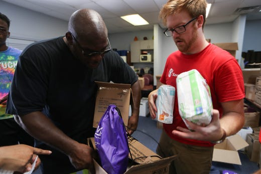 Elc save the children pass out needed supplies to families in quincy - Save the children press office ...