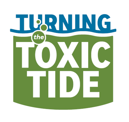 Turning the Toxic Tide logo
