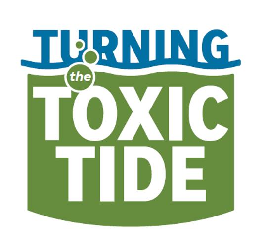 Turning the Toxic Tide logo
